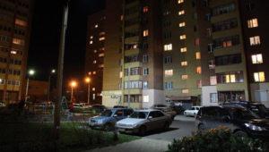 Проблема с освещением улиц и дворов в Смоленске набирает обороты